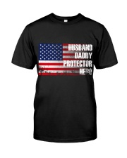 Husband Protector Classic T-Shirt tile