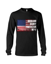 Husband Protector Long Sleeve Tee thumbnail
