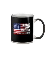 Husband Protector Color Changing Mug thumbnail