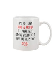 Being A Mother Isn't Easy Mug front