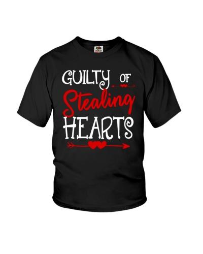 Guilty of Stealing Heart