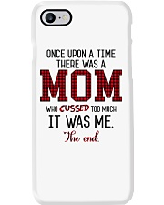 Once Upon A Mom Cuss Phone Case thumbnail