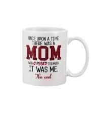 Once Upon A Mom Cuss Mug thumbnail