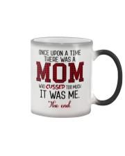 Once Upon A Mom Cuss Color Changing Mug thumbnail