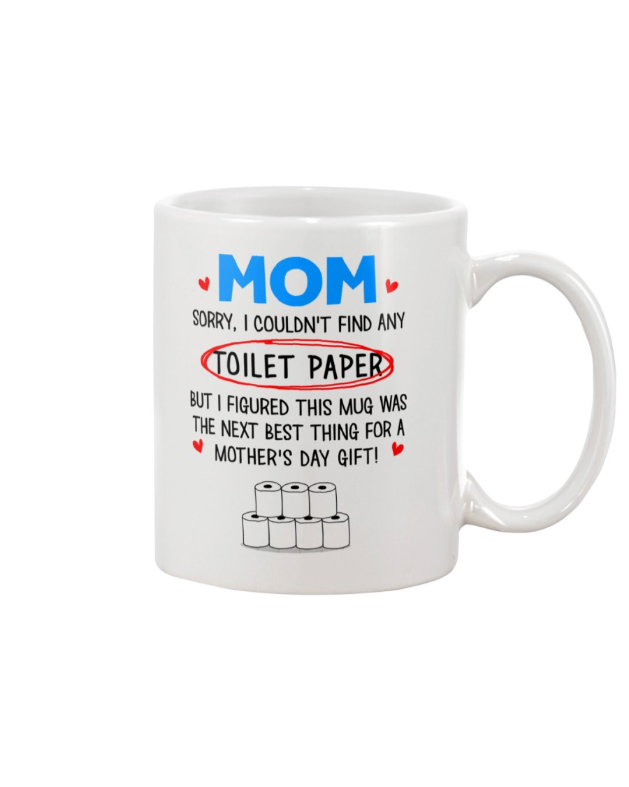Couldn't Find Any Toilet Paper Mug