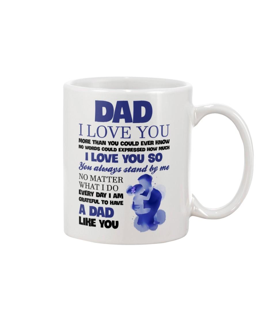 Love Dad More Than You Could Mug