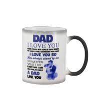 Love Dad More Than You Could Color Changing Mug thumbnail