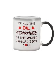 Evil stepmother in the world Color Changing Mug thumbnail