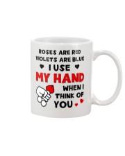 Think Of You Mug front