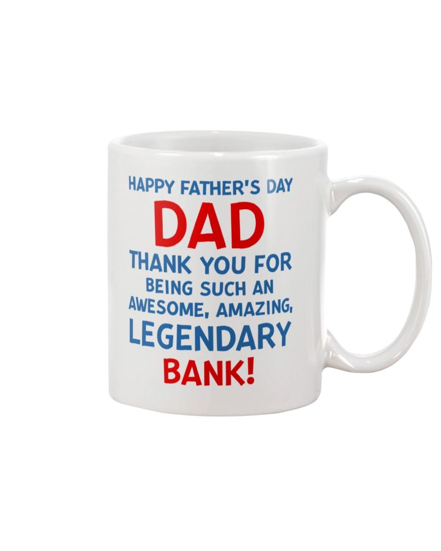 Legendary Bank Mug