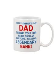 Legendary Bank Mug front