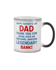 Legendary Bank Color Changing Mug thumbnail