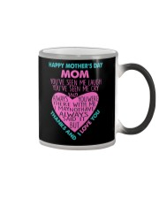 Seen Me Laugh Cry Color Changing Mug thumbnail
