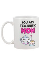 Tea-rrific Mom Mug back