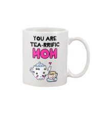 Tea-rrific Mom Mug front