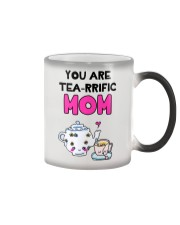 Tea-rrific Mom Color Changing Mug tile