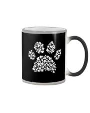 Dog Paw Clover Color Changing Mug thumbnail