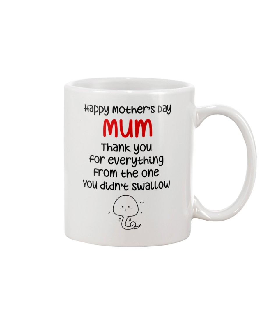 From One Didn't Swallow Mug
