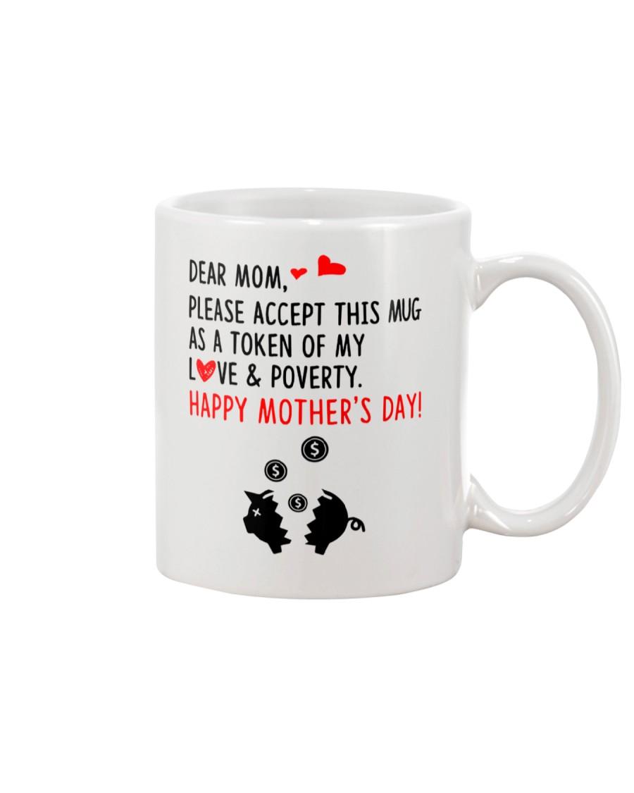 Token Of Love And Poverty Mug
