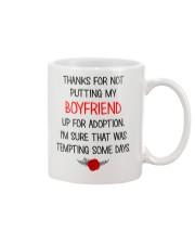 My Boyfriend For Adoption Mug front