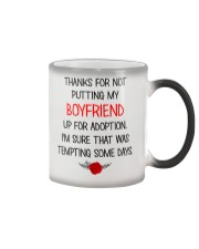 My Boyfriend For Adoption Color Changing Mug thumbnail