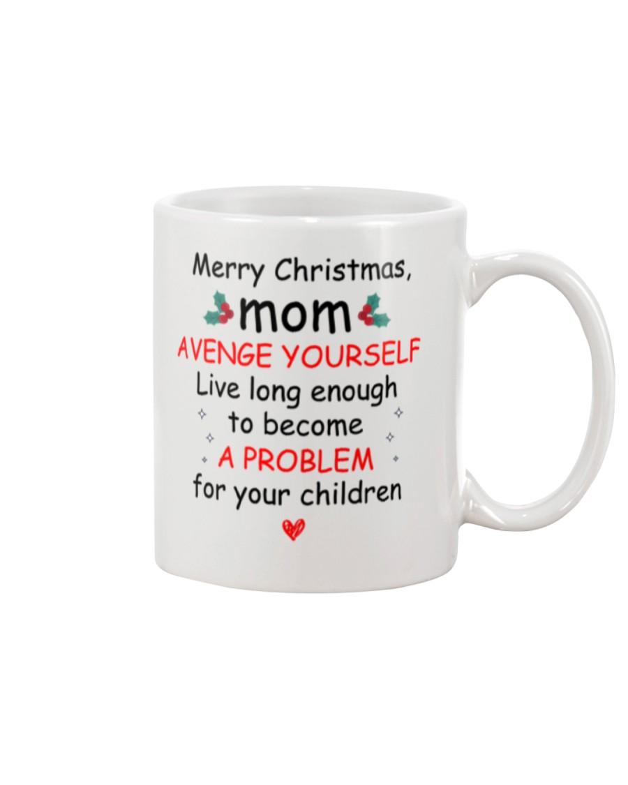 Avenge Yourself Mug