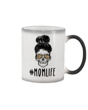 Skull Momlife Color Changing Mug thumbnail