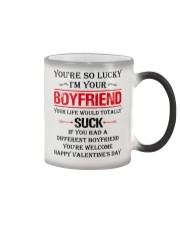 You're So Lucky I'm Your  Boyfriend Color Changing Mug thumbnail