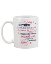 Being A Mother - Stepmom Mug back