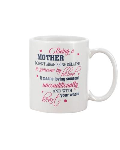 Being A Mother - Stepmom