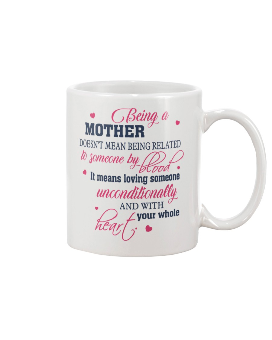 Being A Mother - Stepmom Mug