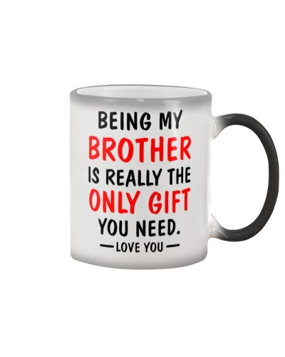 Being My Brother