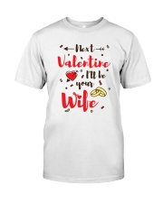 Next Valentine Classic T-Shirt front