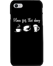 Fishing Plan For The Day Phone Case thumbnail