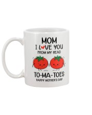 Mom My Head To-ma-toes Mug back