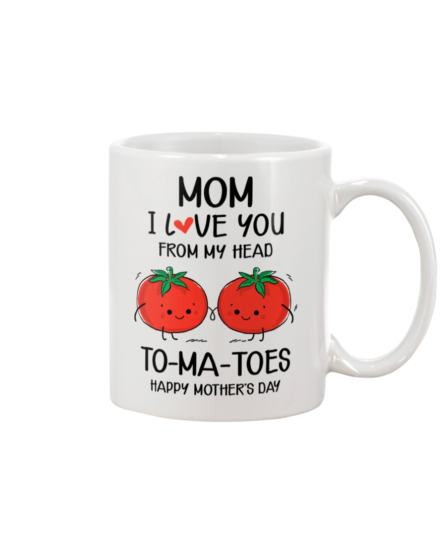 Mom My Head To-ma-toes Mug