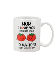 Mom My Head To-ma-toes Mug front