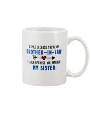 Sister-in-law Mug front