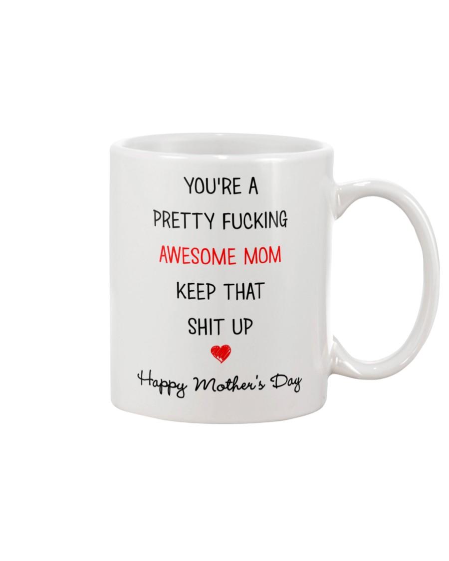 Awesome Mom Mother's Day Mug