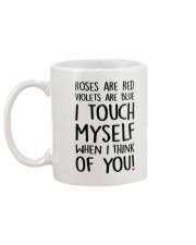 Touch Myself Mug back