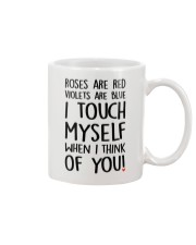 Touch Myself Mug front