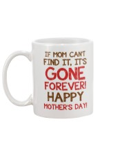 Mom Can't Find It Mug back