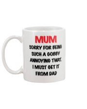 Get It From Dad Mug back