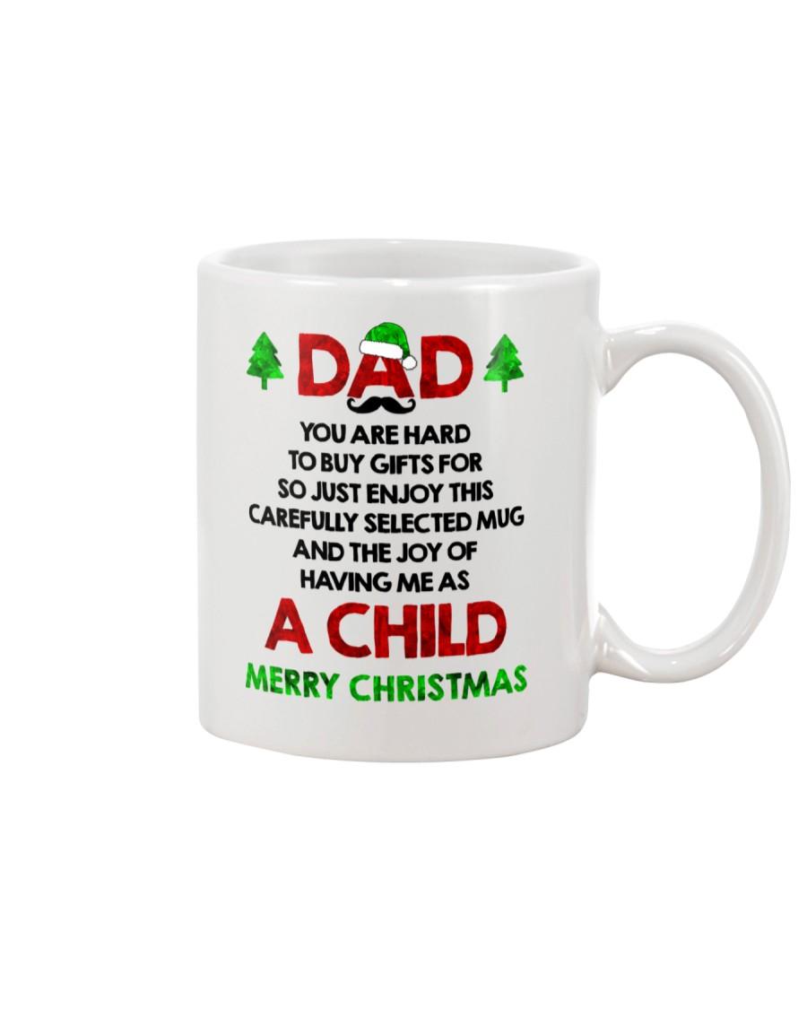 Hard To Buy Gifts Dad Xmas Mug