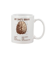 Dad's Brain Mug tile