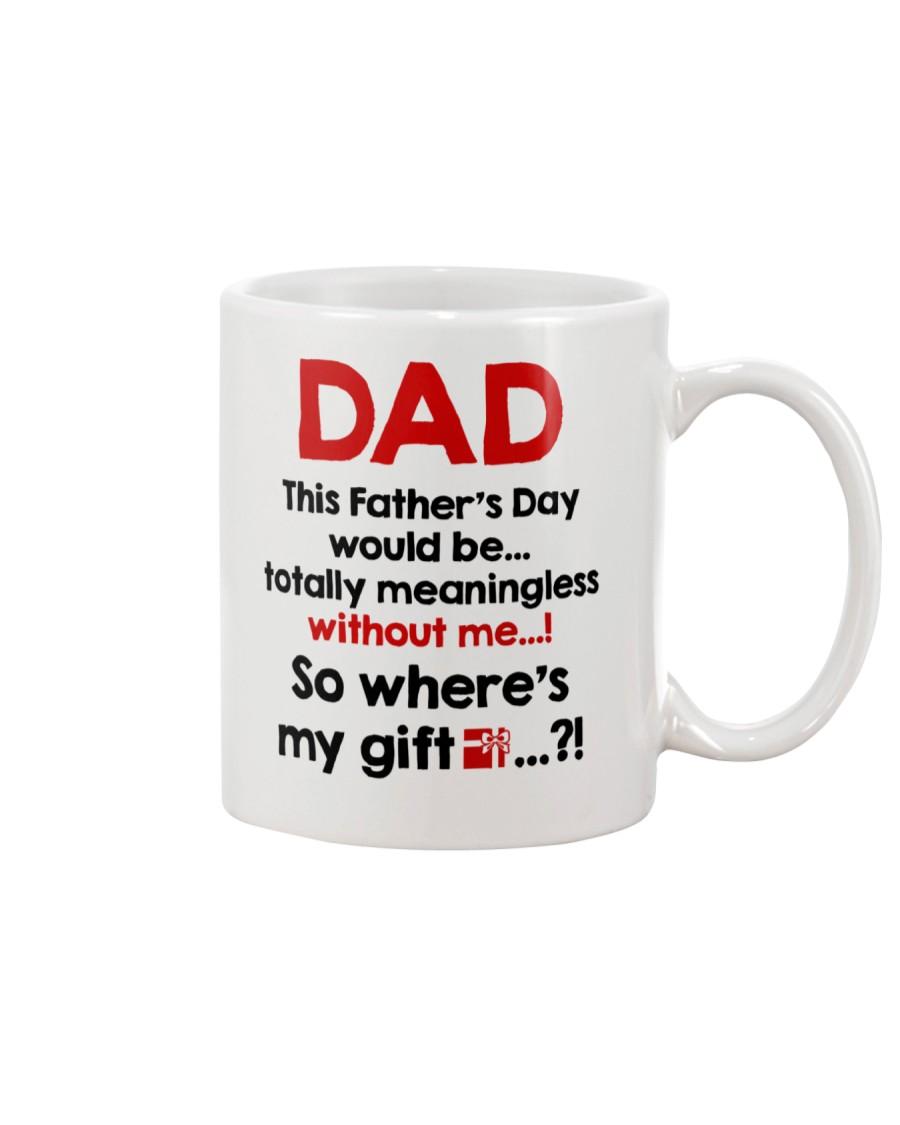 Totally Meaningless Mug