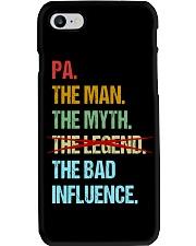 Pa Bad Influencer Phone Case thumbnail
