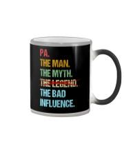 Pa Bad Influencer Color Changing Mug thumbnail