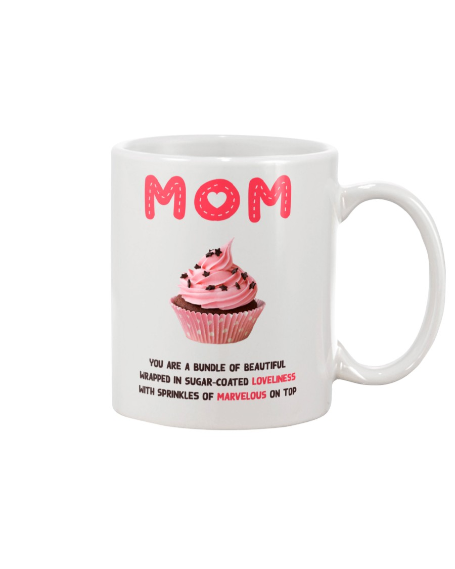 Sugar Coated Mom Mug