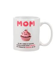 Sugar Coated Mom Mug front